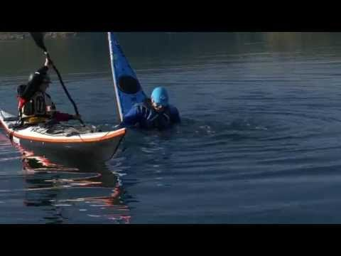 Video: Empty a Flooded Kayak Hatch with the Curl Rescue or Cleopatra's Needle | Adventure Kayak Magazine | Rapid Media