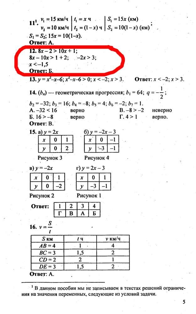 Гдз задач номер 7 по математике 4 класс демидова козлова тонких