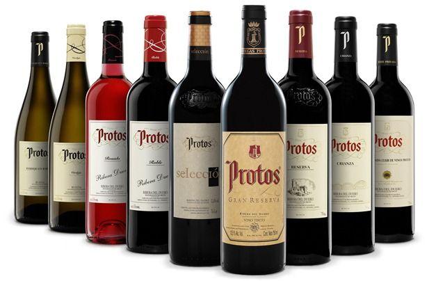 Vinos Protos. Ribera de Duero.