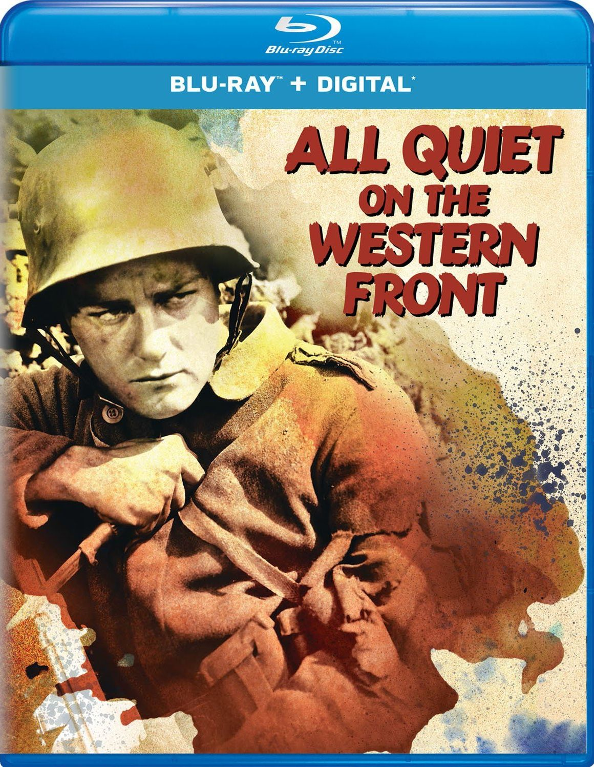 ALL QUIET ON THE WESTERN FRONT BLURAY (UNIVERSAL STUDIOS