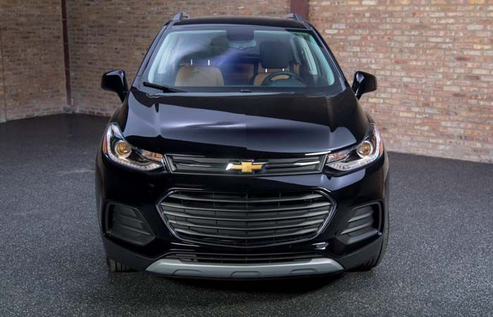 2018 Chevy Trax Hot Car Concept Rumors Chevrolet Trax Crossover