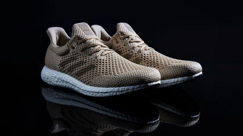 Adidas desarrolla zapatillas a base de tela de araña