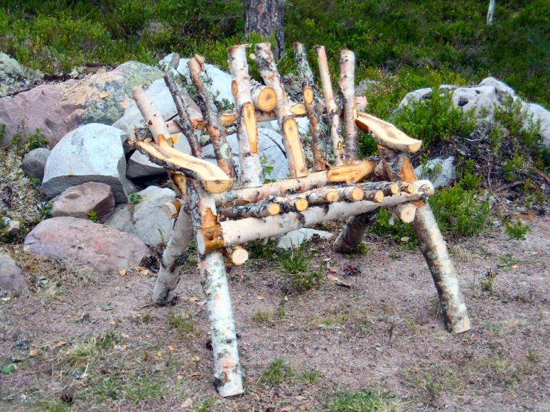 Art Made Of Branches Back To The Main Tree Hewn Furniture Etc Page