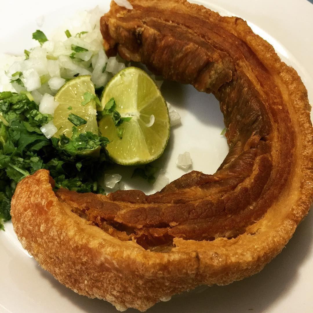 "Crispy Pork Belly ""Looks good grease (taste) even better.  #porkbelly by yobocirnikufecin"