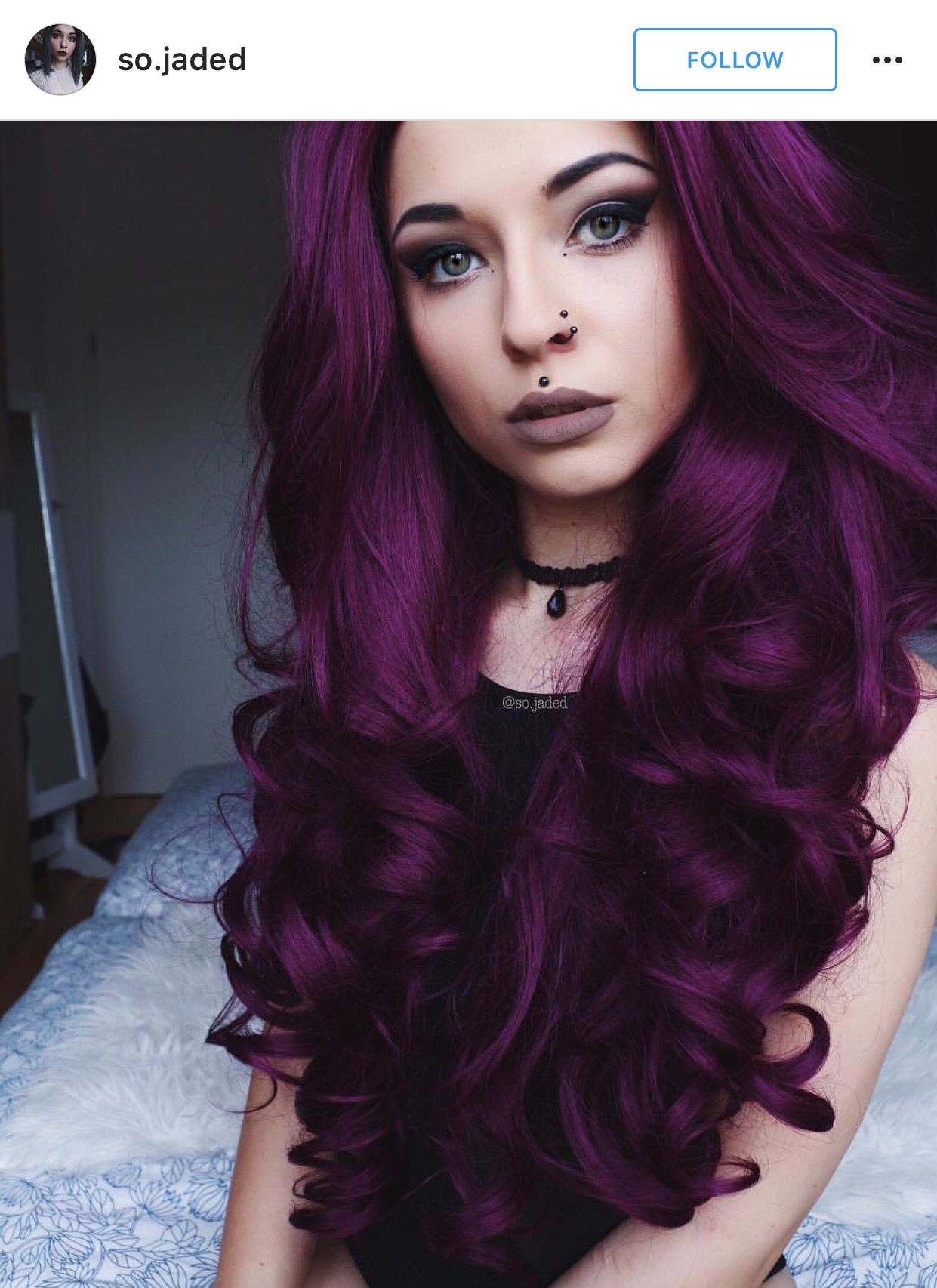 Deep Red Ombre Wigs
