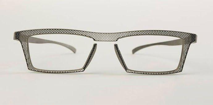 Hoet creates 3D-printed titanium glasses: Made in Belgium | | 3D ...