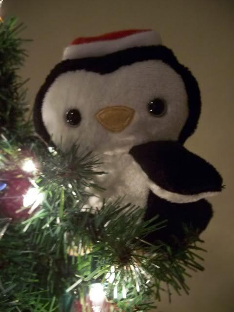 Different Penguin Tree Topper..   Items I like   Pinterest   Tree ...
