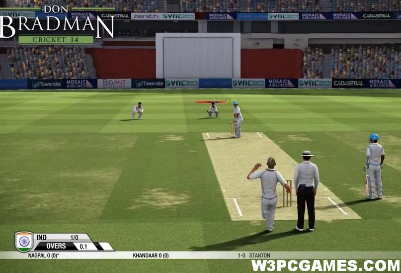 Download Don Bradman Cricket 14 Game For Pc Full Version
