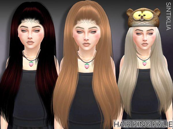 Die sims 4 mehr frisuren