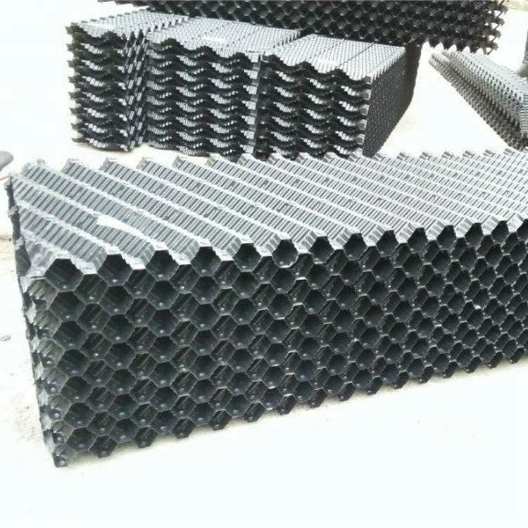 Plastic Fills For Cooling Tower Cooling Tower Pvc Film Sheet
