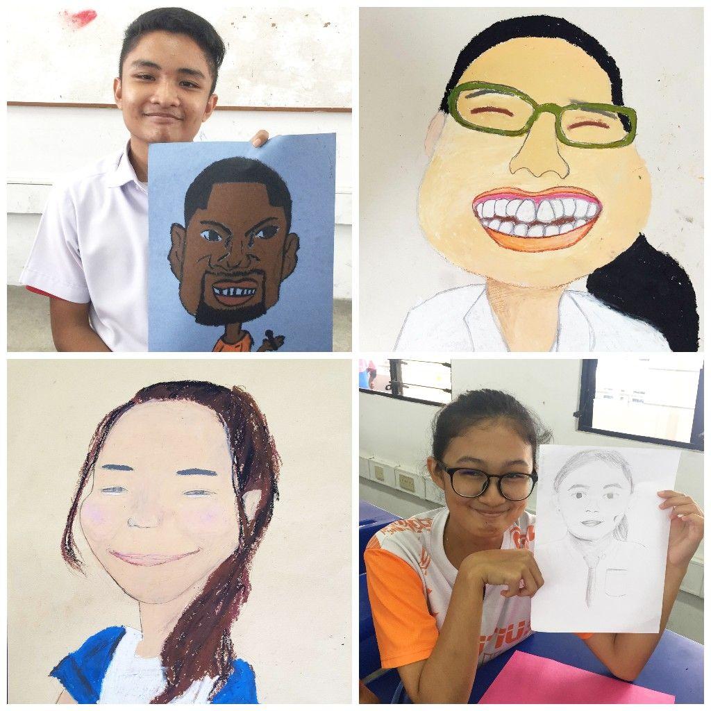 Caricature Workshop Hyss