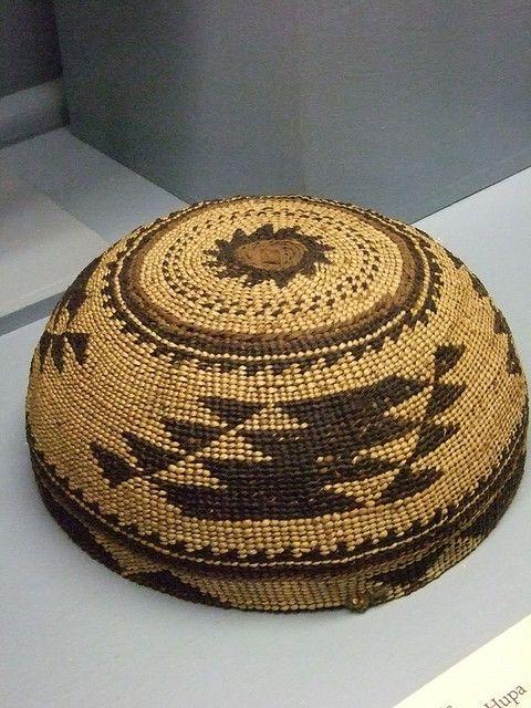 0acb0c9a34b Native American Womens hats Yurok Karok or Hupa 19th century CE (1 ...