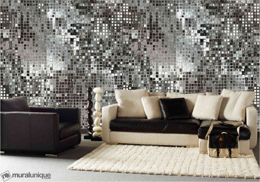 Silver Sequins In 2020 Sequin Wall White Wallpaper Black