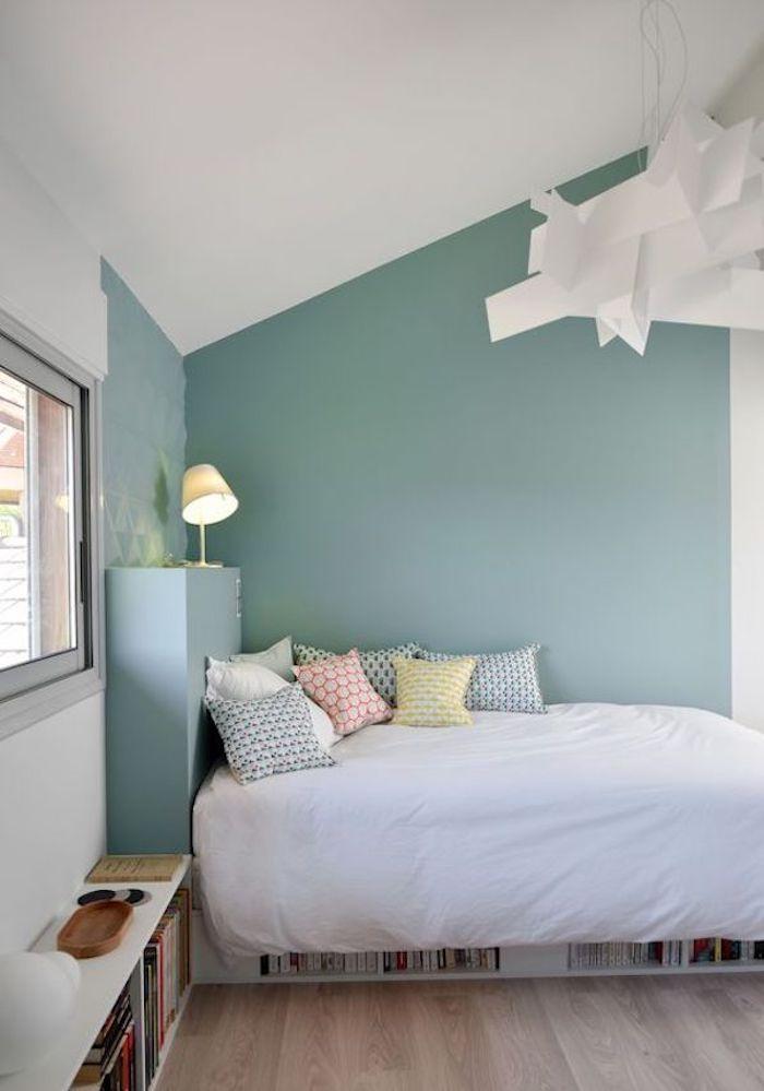 Couleur De Chambre Bleu Turquoise BEDROOM Pinterest