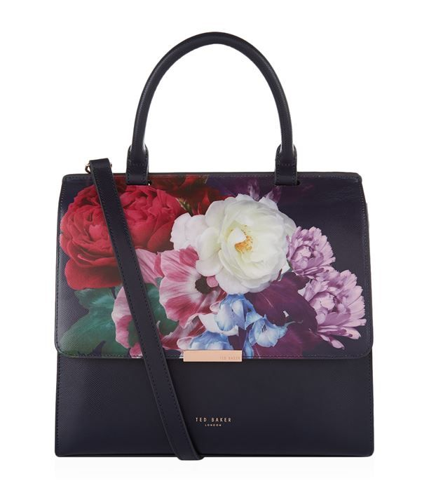 7e93c4202 262 Ted Baker Arinna Blushing Bouquet Bag available to buy at Harrods.Shop  for her online and earn Rewards points.