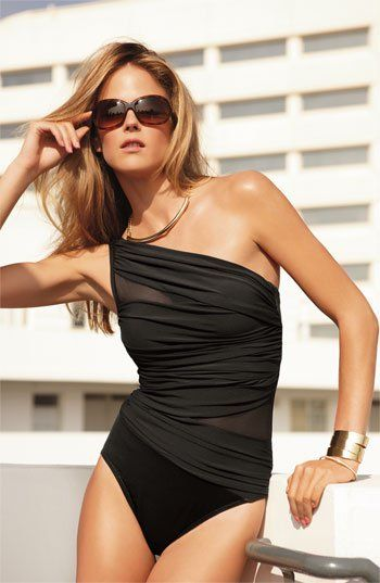 84848bf507 Miraclesuit® 'Jena' One-Piece Swimsuit | Nordstrom | Fashion in 2019 ...