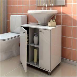 Nossa Casa de Juntados: Ideias para banheiro pequeno