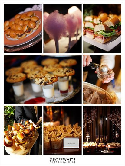 Sweet Salty And Savory Late Night Wedding Snacks