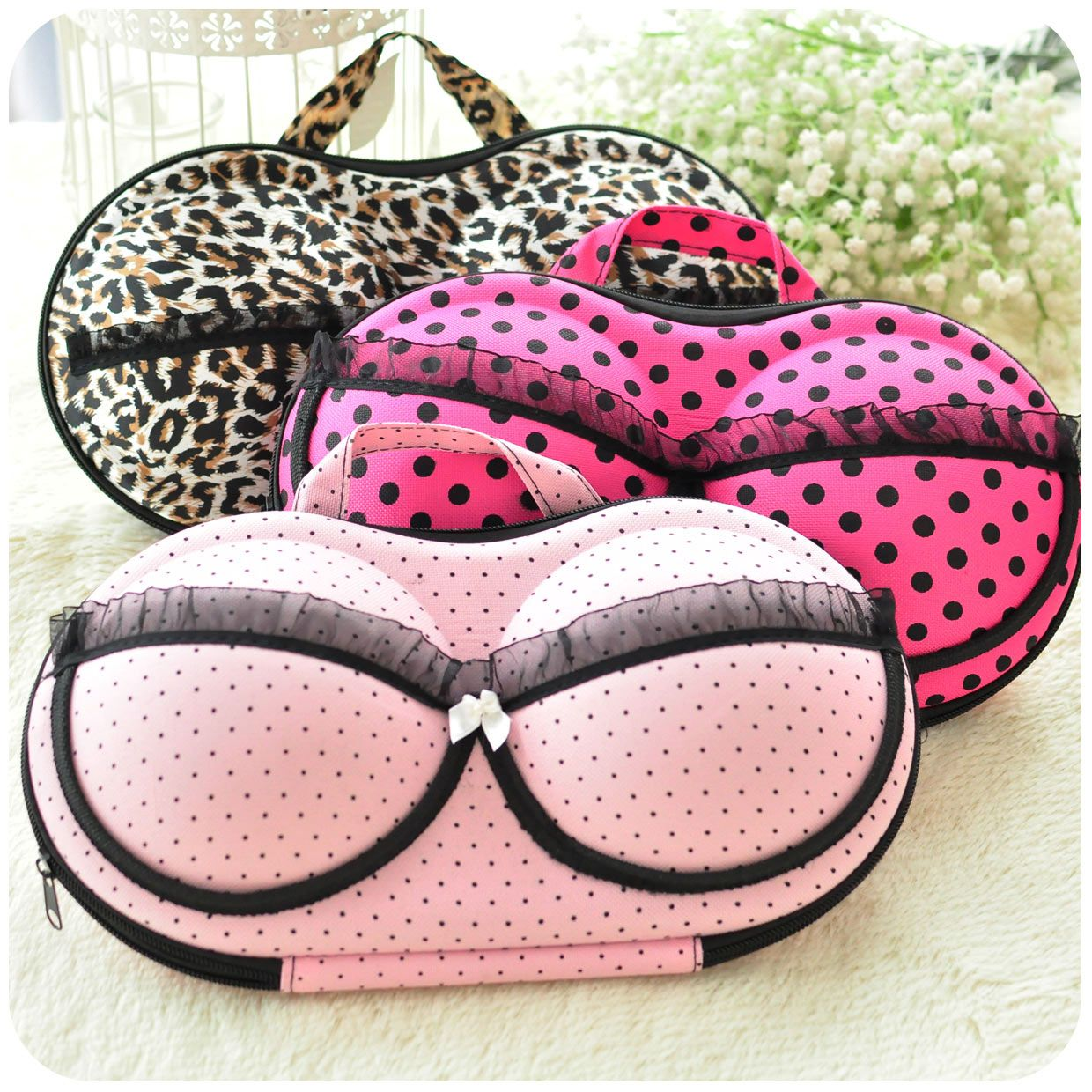 Exceptional Bag Vacuum On Sale At Reasonable Prices, Buy 3 Colors Hearts . Underwear  Storage Box Covered Bra Finishing Box Panties Socks Travel Portable Storage  Box ...