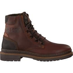 Photo of Gaastra Schnürboots Travis High Cognac Herren Gaastra