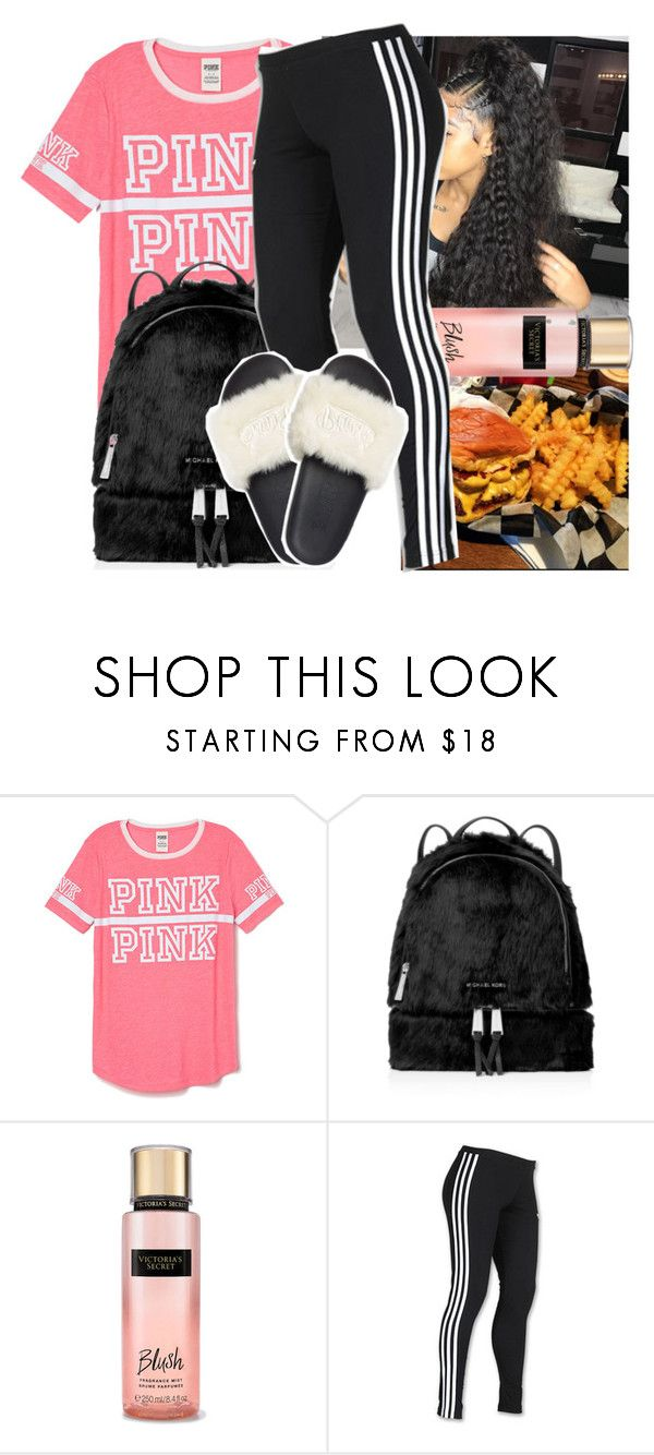e2234f209a by saditydej ❤ liked on Polyvore featuring Victoria s Secret PINK ...