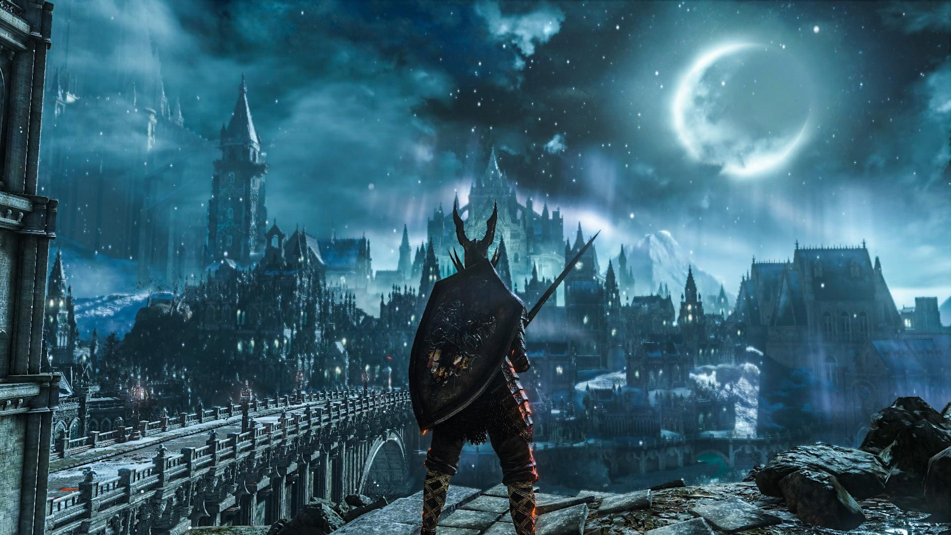 Dark Souls 3 - Irithyll of the Boreal Valley | wallpapers in