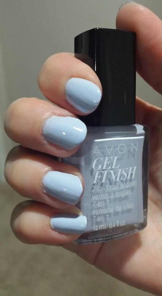 Brand new #AVON gel polish colors are on their way! Get a gel finish ...