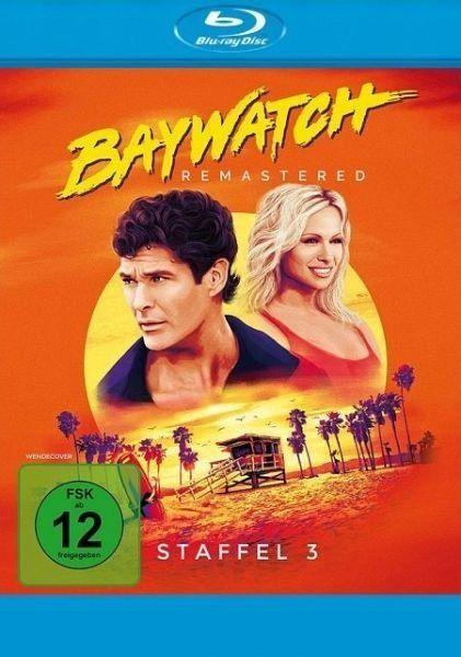 Blu-ray »Baywatch - 3. Staffel High Definition Remastered« #bluray
