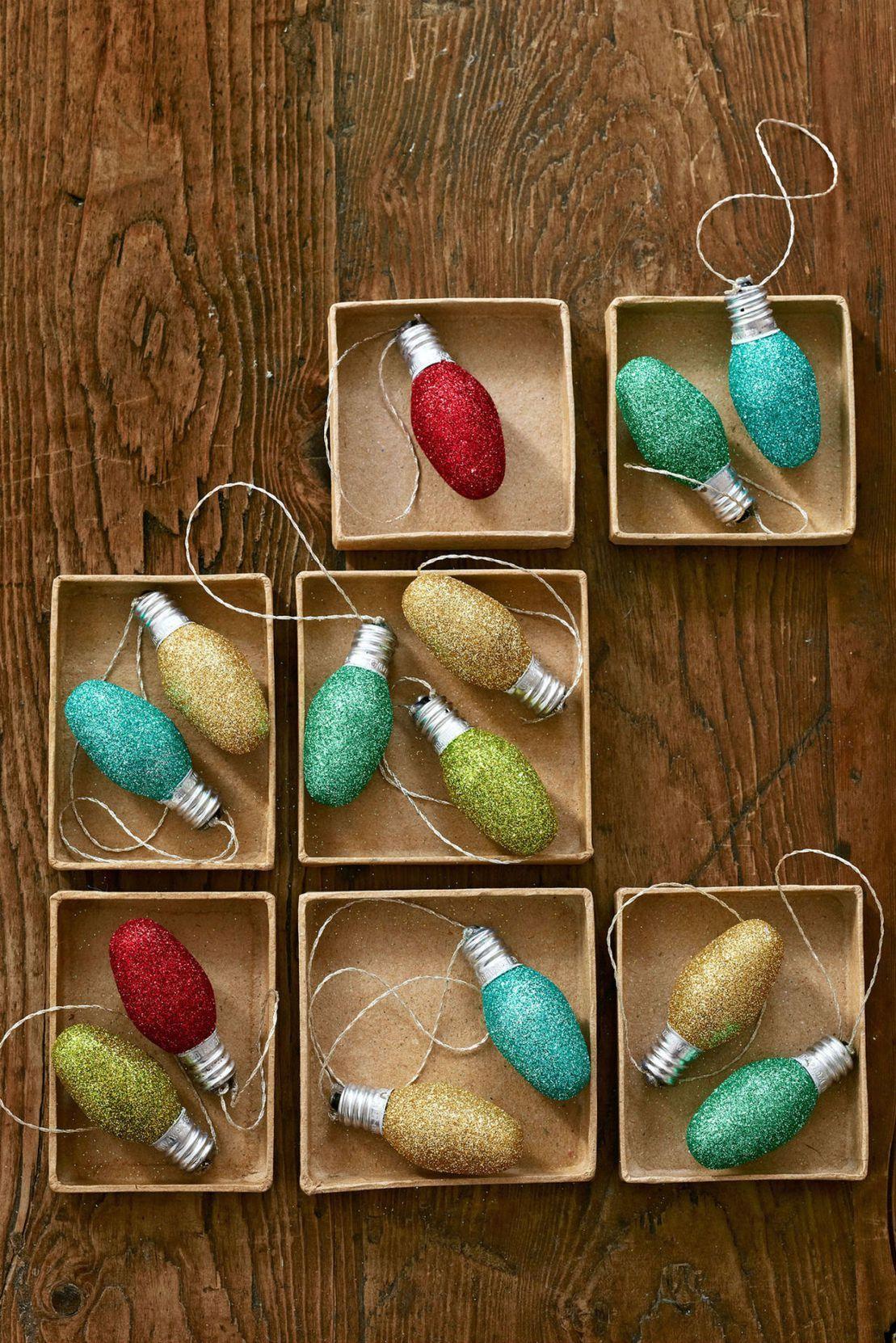 63 Homemade Christmas Ornaments to Hang on Your Tree Diy