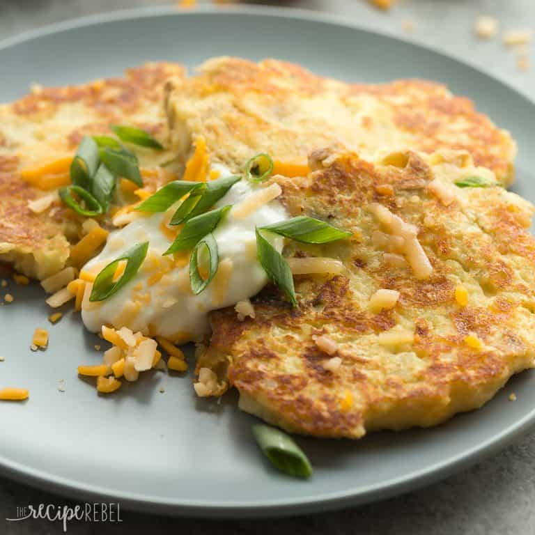 Cheesy Mashed Potato Pancakes Recipe #potatopancakesfrommashedpotatoes Cheesy Mashed Potato Pancakes Recipe #potatopancakesfrommashedpotatoes