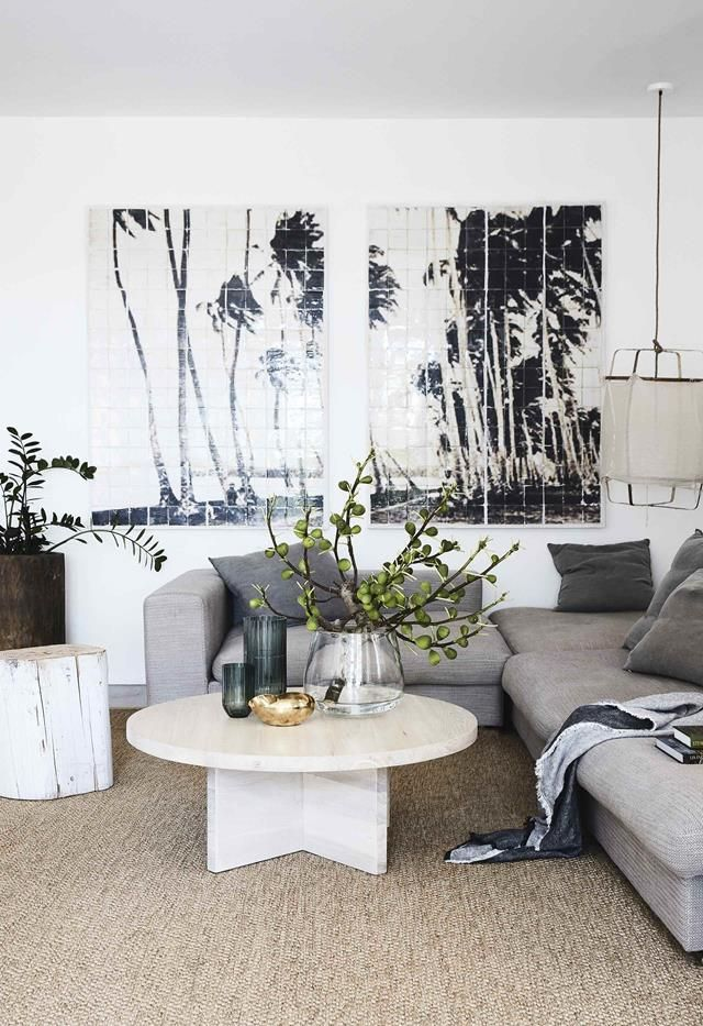 simple duplex renovation created light filled home also best art in the living room above couch images rh pinterest