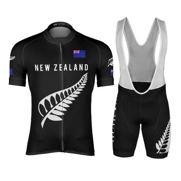 New Zealand Silver Fern Pro Cycling Kit