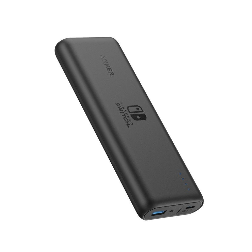 Powercore 20100 For Nintendo Switch Black Nintendo Switch