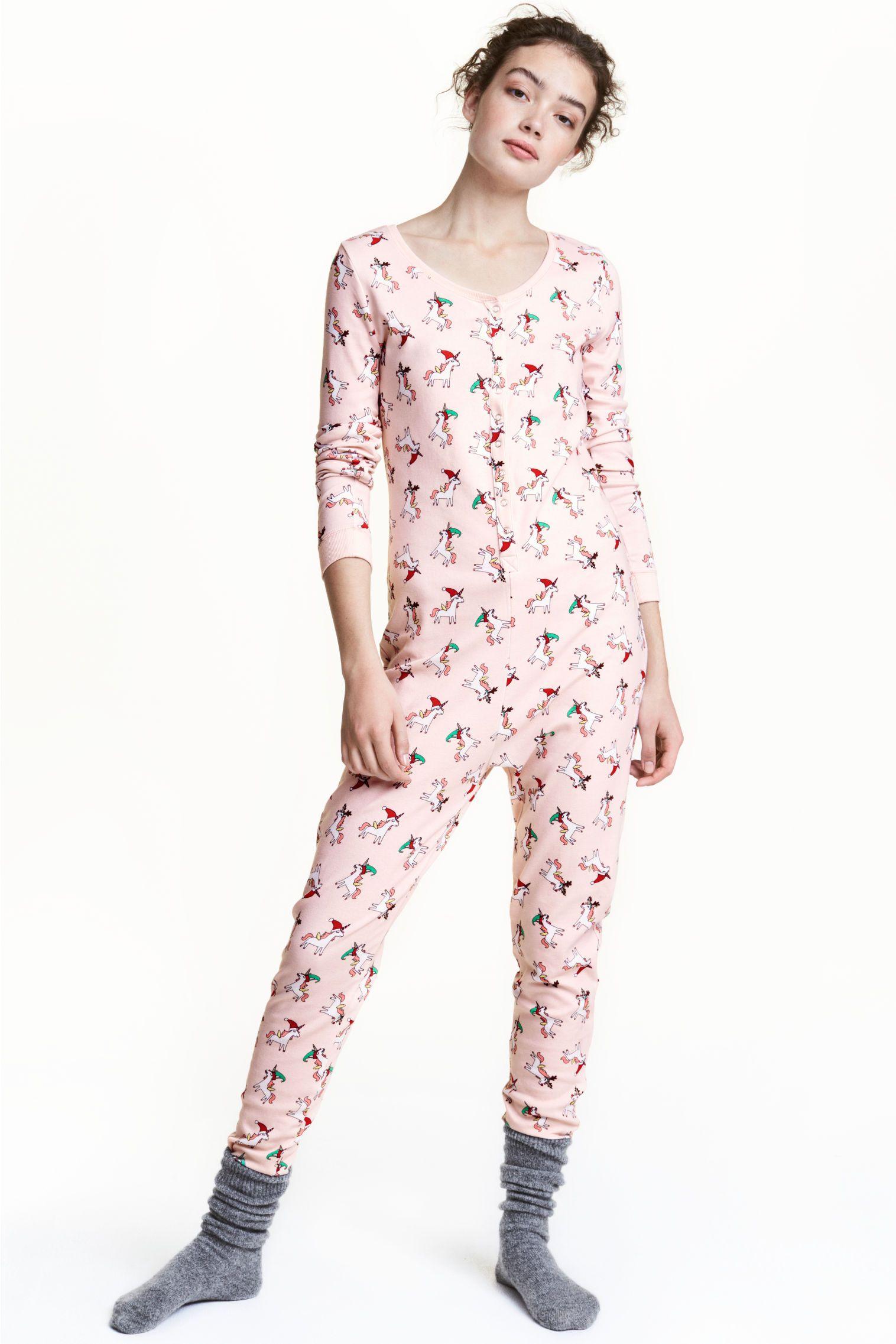 Nouveaux produits 877c1 0143a Combinaison | idée cadeau valou | Combinaison rose, Pyjama ...