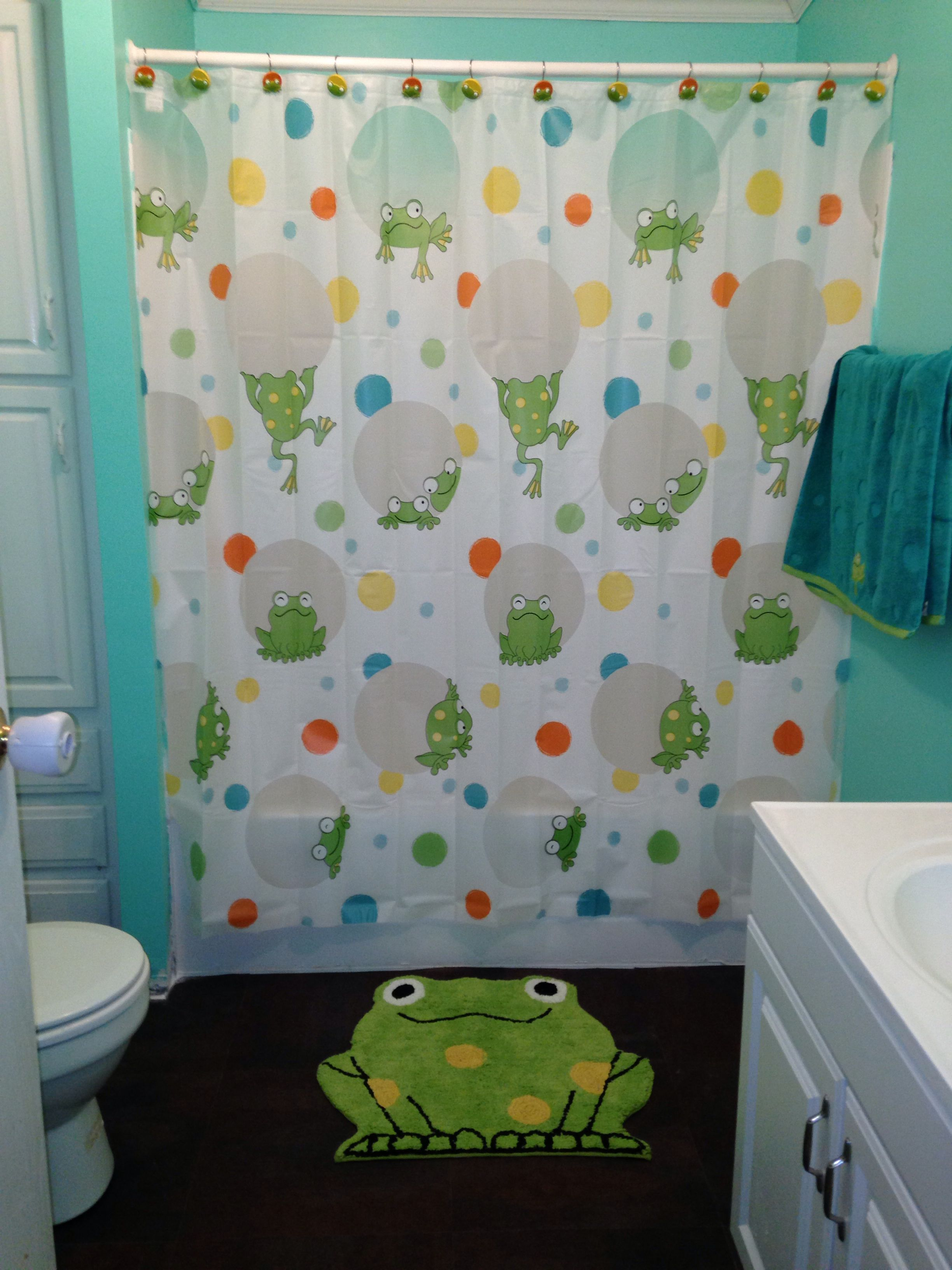 Frog Bathroom S