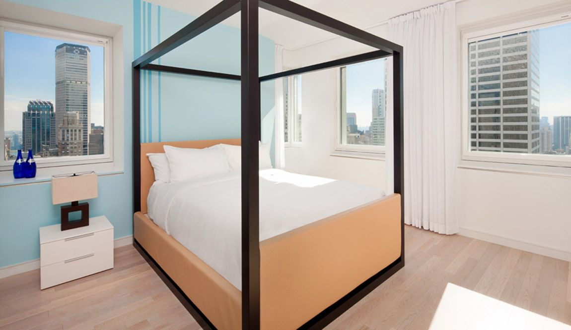 Cassa Apartment Bedroom