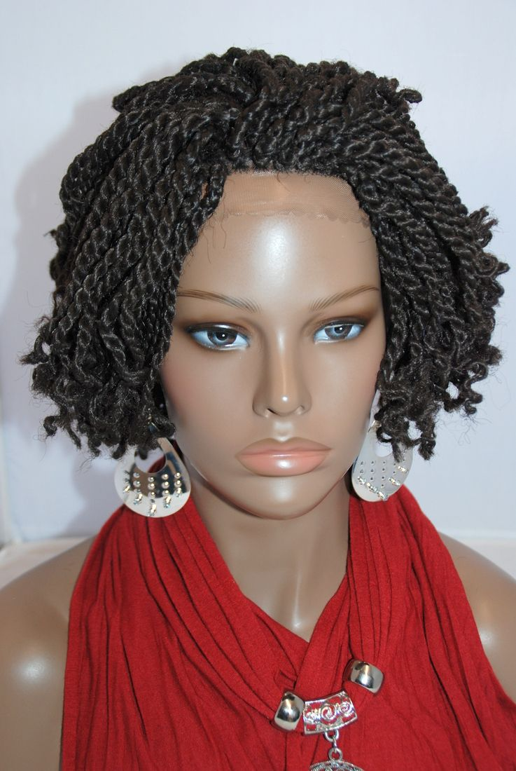 front hair braid styles fully braided lace front wig twists color 7932