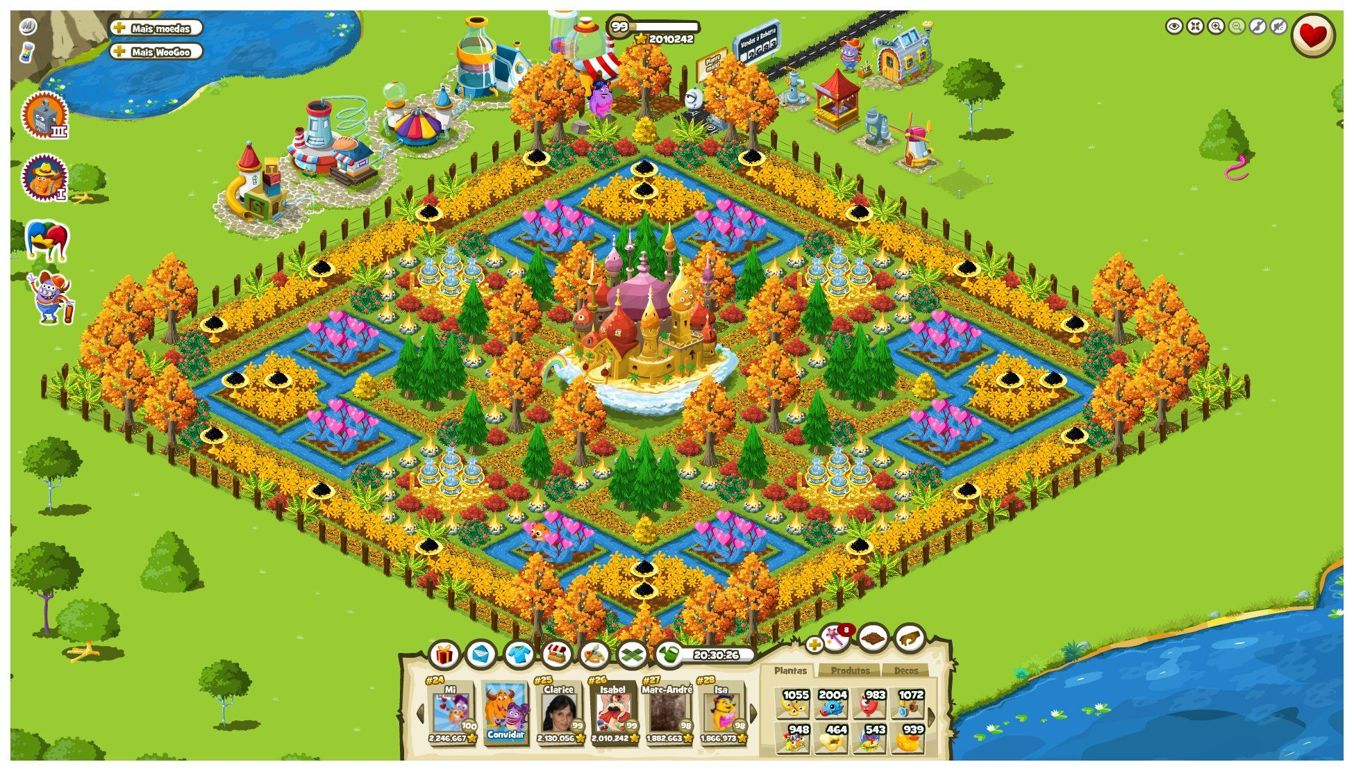 Monster World Garten Monster World Garten Zuhause Image Idee