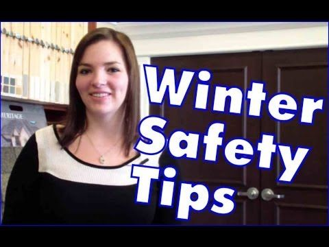 Katey is Here to provide you with some great WInter Saety Tips! And Boy, do we need them this year! #winter, #safety, #wintersafety