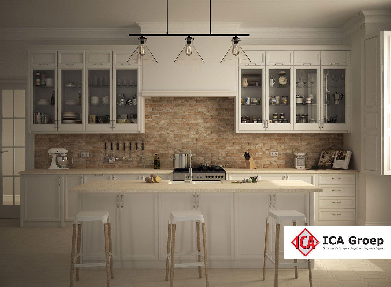 White Keuken Stoere : Voor een landelijke gezellige keuken kunt u eens kijken naar de