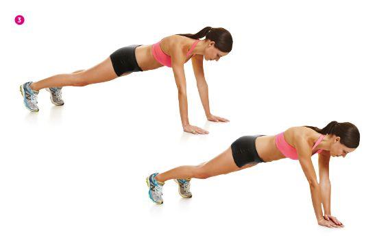 Pierde dos tallas con este entrenamiento | Fitness | Women's Health