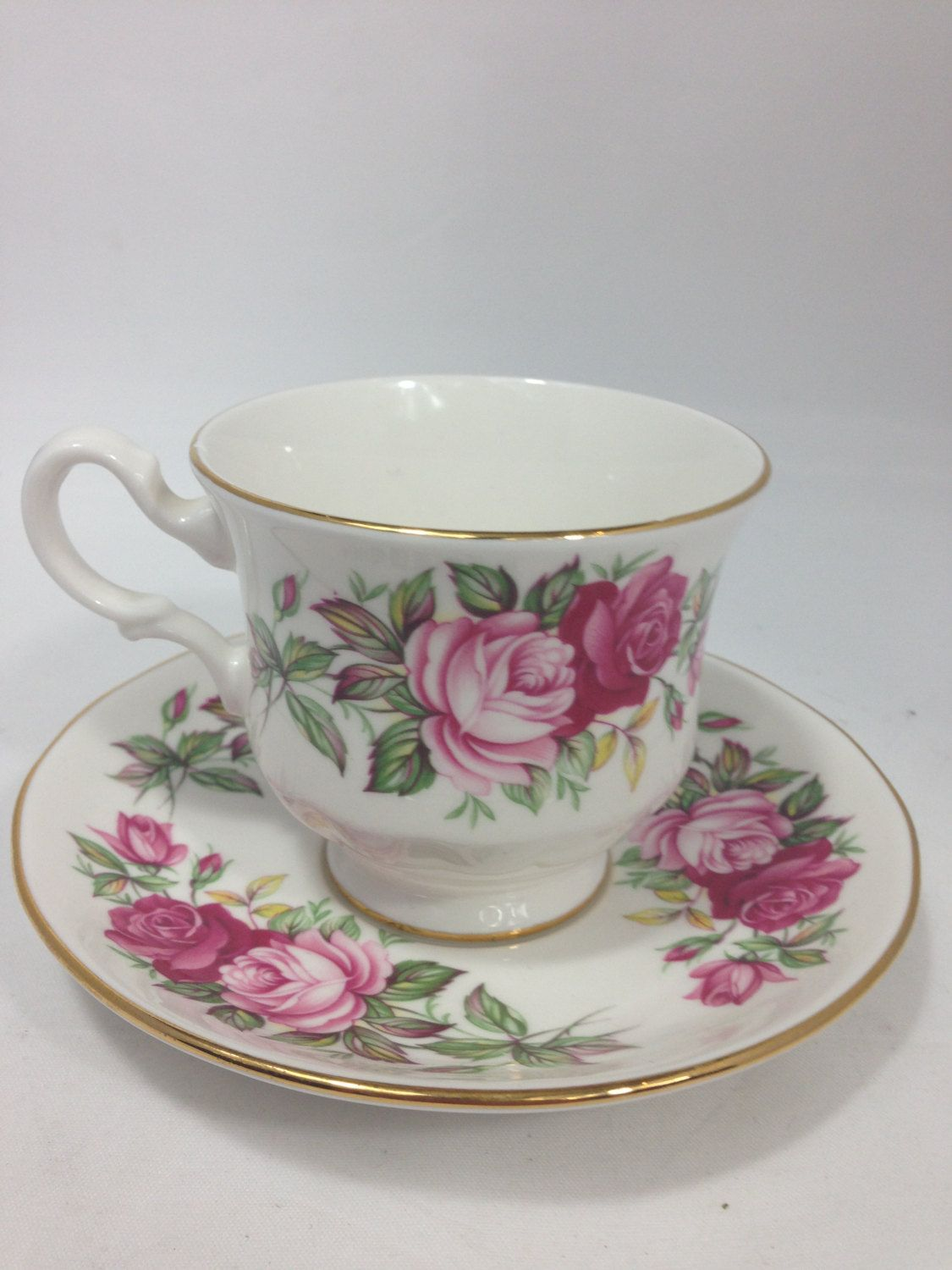 Rose Pattern China New Inspiration Design