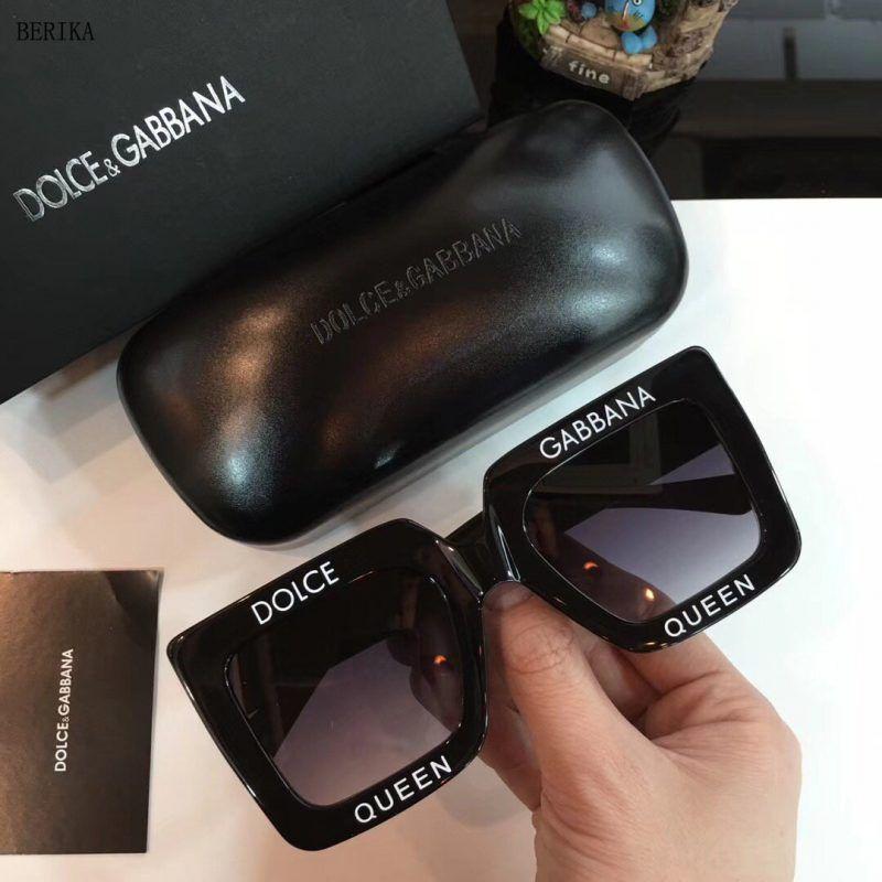 611252983ecb0 Óculos Dolce   Gabbana Queen- DG4328 – Preto   óculos de Luxo em ...