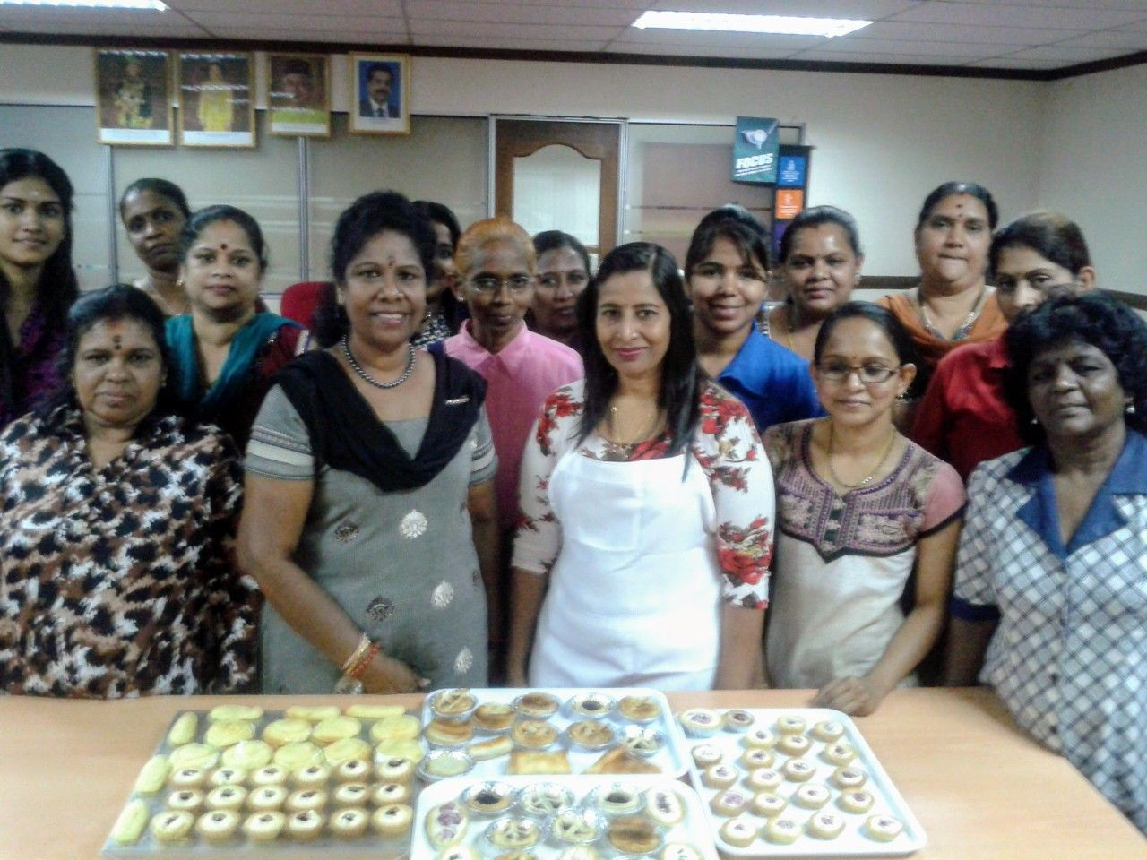 Ezybake has conducted 2 days baking classes for 20