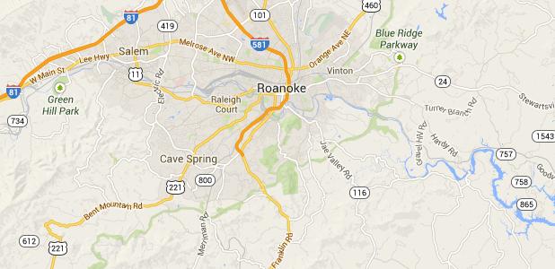 2013 Blue Ridge Marathon in Roanoke, VA | MapMyRun