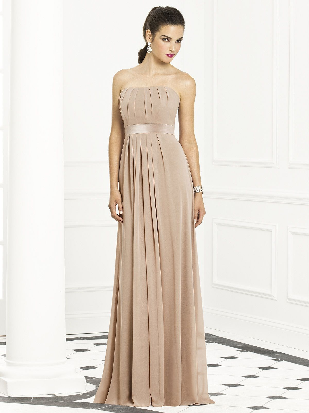 After Six Bridesmaids Style 6672 #bridesmaid #dresses | Bridal Party ...