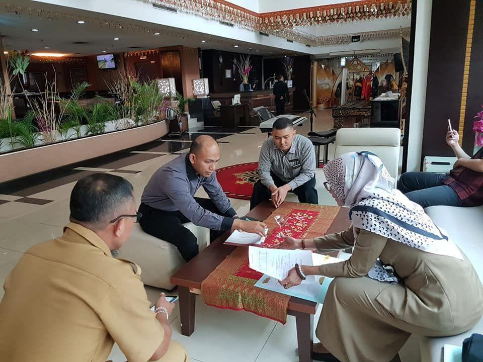 Suku Badan Pajak Dan Retribusi Daerah Kota Administrasi Jakarta Timur Dalam Kegiatan Penyampaian Surat Ketetapan Pajak Daerah Kurang Bayar P Kota Hotel Tujuan