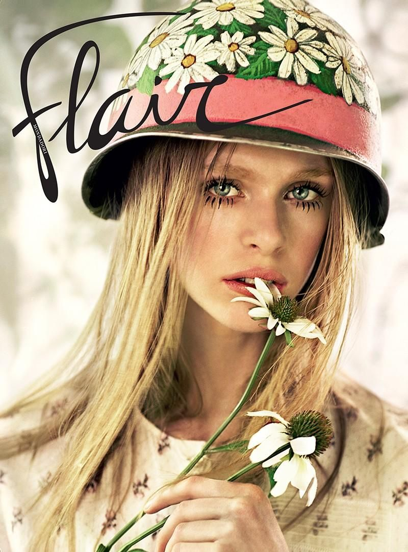 Flair April 2015 Cover (Flair)
