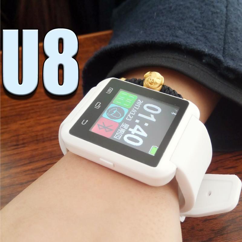 Smart Watch U8 Woman/Man Sport Bluetooth Smartwatch Fitness