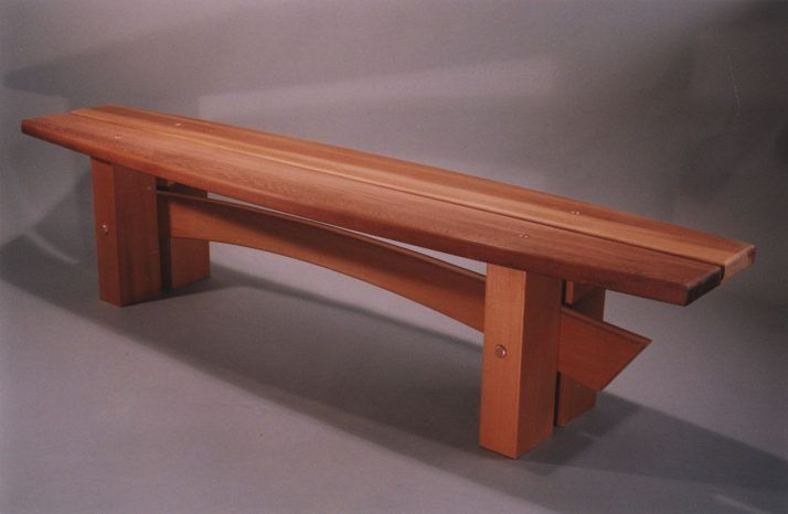 Japanese Bench Design